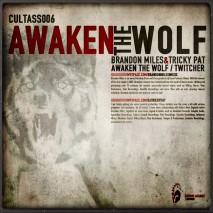 CULTASS006 - Awaken The Wolf
